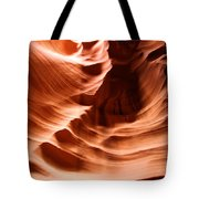 Curves In The Canyon Tote Bag