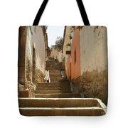 Cusco Peru Street Scenes Tote Bag