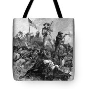 Custers Last Fight Tote Bag