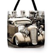 Custom 36 Dodge Tote Bag