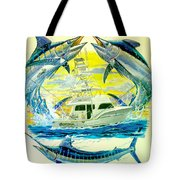 Custom Artwork Tote Bag