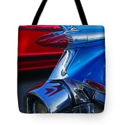 Custom Fins Tote Bag