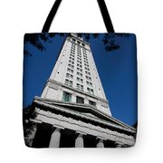 Custom House Boston Tote Bag