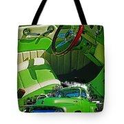Custom Interior Double Exp. Tote Bag