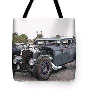 Custom Model A Coupe Tote Bag