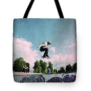 Cut Above The Rest Tote Bag