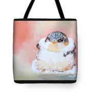 Cute Baby Birdy Tote Bag