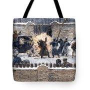 Czars Assassination, 1881 Tote Bag