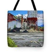 D And Rg Rail Yard In Salida Co Tote Bag