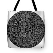 Da Vinci: Sixth Knot Tote Bag