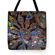 Dabbling With Paint Tote Bag