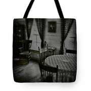 Daddy Sits  Tote Bag
