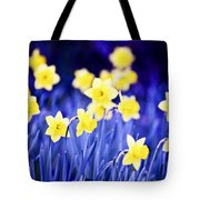 Daffodils Flowers Tote Bag