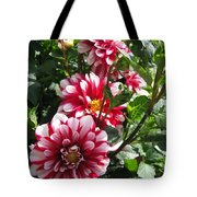 Dahlia Named Yoro Kobi Tote Bag