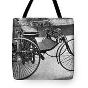 Daimler Automobile, 1889 Tote Bag