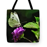 Dainty Butterfly 2 Tote Bag