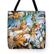 Daisy Carnival Tote Bag