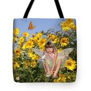 Daisy Faery Tote Bag