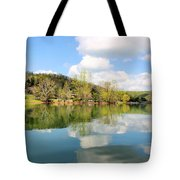 Dale Hollow Tennessee Tote Bag