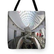 Dali Stairs Tote Bag