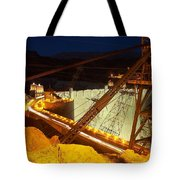 Hoover Dam Travellers Tote Bag