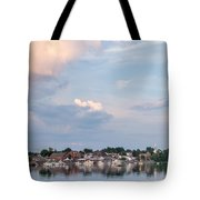 Damariscotta Sky Tote Bag
