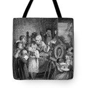 Dames School, 1812 Tote Bag