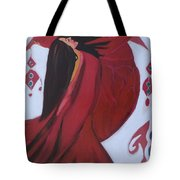 Dance In The Middle East   Tote Bag
