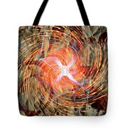 Dance Of Fires  Tote Bag