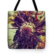 Dances Of Sun  Tote Bag