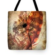 Dancing Feather  Tote Bag