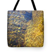 Dancing Lines And Stones Tote Bag