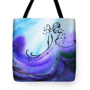Dancing Water II Tote Bag