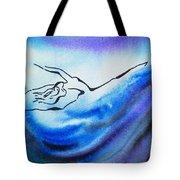 Dancing Water IIi Tote Bag