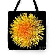 Dandelion Head Tote Bag