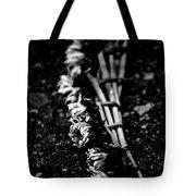 Dandelion Wreath Tote Bag