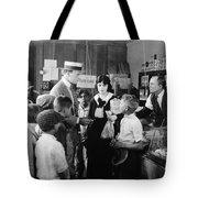 Dangerous Talent, 1920 Tote Bag