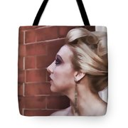 Dangling Earring Tote Bag