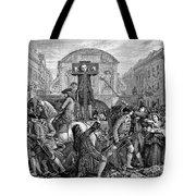 Daniel Defoe (1660-1731) Tote Bag