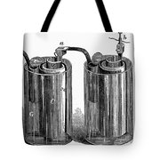 Daniell Cell, 1836 Tote Bag