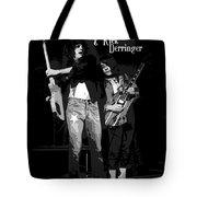 D J And R D In Spokane 1977 Tote Bag