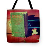 Dante's Snack Tote Bag by Toni Hopper