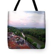 Danube Dream Tote Bag