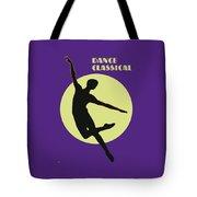 Classical Dancer Tote Bag