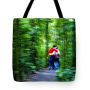 Dappled Days Of Summer Tote Bag