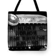Dare To Drive In Tote Bag
