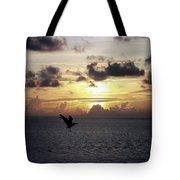 Dark Clouds Tote Bag