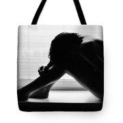 Dark Girl 3 Tote Bag