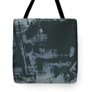 Dark Glasses Tote Bag