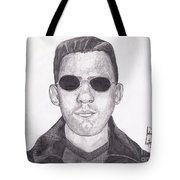 Dark One Tote Bag